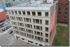 Curtiss Building Before
